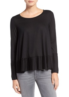 Ella Moss 'Arabella' Pintuck Top