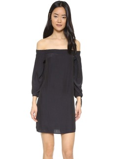 Ella Moss Bare Shoulder Dress