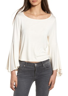 Ella Moss Bella Bell Sleeve Top