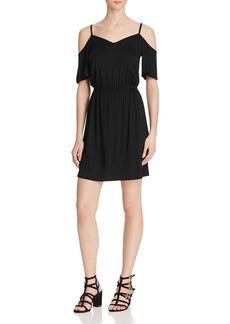 Ella Moss Bella Cold-Shoulder Dress