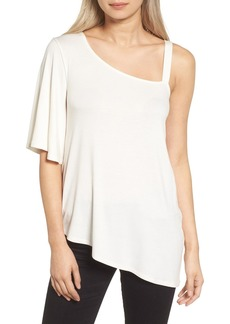 Ella Moss Bella One-Shoulder Blouse