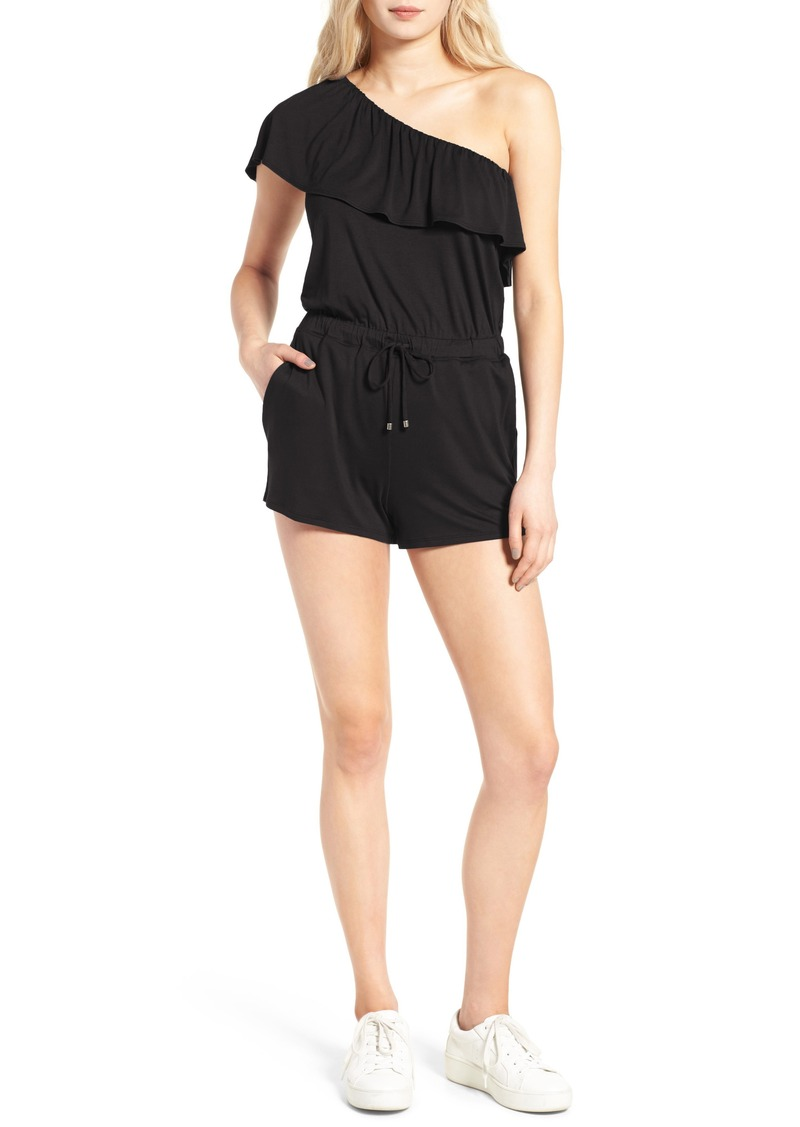 Ella Moss Bella One-Shoulder Romper