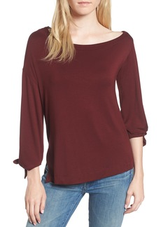Ella Moss Bella One-Shoulder Top