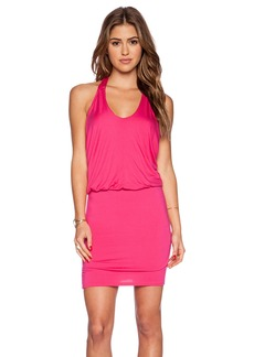 Ella Moss Bella Y Back Mini Dress