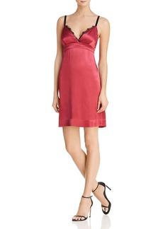 Ella Moss Bianka Lace-Trimmed Cami Dress