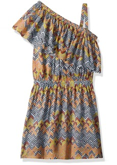 Ella Moss Big Girls' One Shoulder Dress