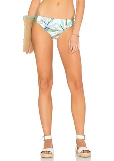 Ella Moss Birds of Paradise Side Strap Bikini Bottom