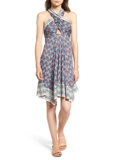 Ella Moss Bordeaux Tapestry Dress