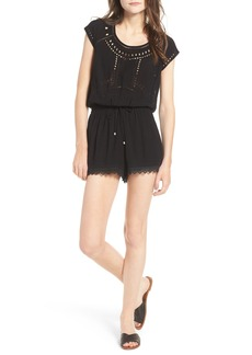 Ella Moss Broderie Anglaise Romper