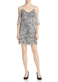 Ella Moss Carlotta Printed Silk Dress - 100% Exclusive