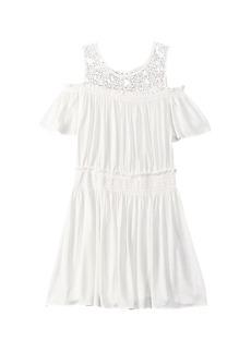 Ella Moss Cold-Shoulder Dress