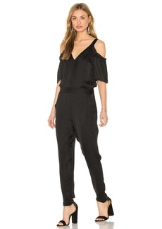 Ella Moss Cold Shoulder Jumpsuit