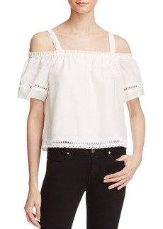Ella Moss Cold-Shoulder Top - 100% Exclusive