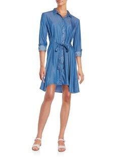 Ella Moss Denim Shirt Dress