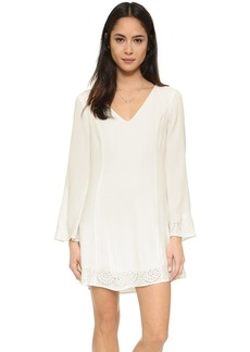 Ella Moss Dina Bell Sleeve Mini Dress