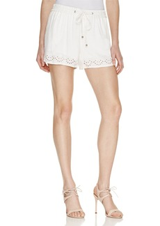 Ella Moss Dina Eyelet Shorts