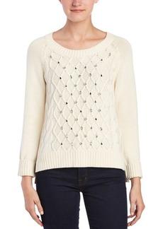 Ella Moss Ella Moss Embellished Sweater