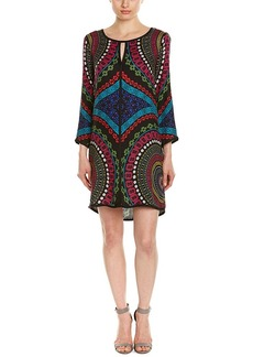 Ella Moss Ella Moss Keyhole Shift Dress