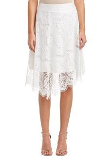 Ella Moss Ella Moss Lace Asymmetric Skirt