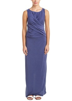Ella Moss Ella Moss Ruched Maxi Dress