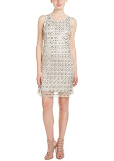 Ella Moss Ella Moss Sequined Shift Dress