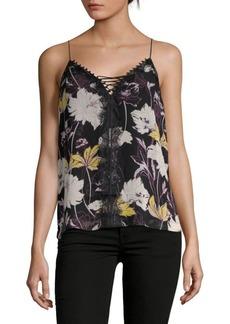 Ella Moss Floral-Print Camisole