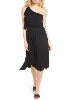 Ella Moss Gioannia One-Shoulder Dress