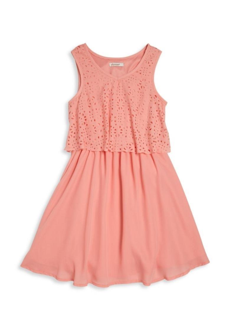 Ella Moss Girl Girl's Lucia Dress