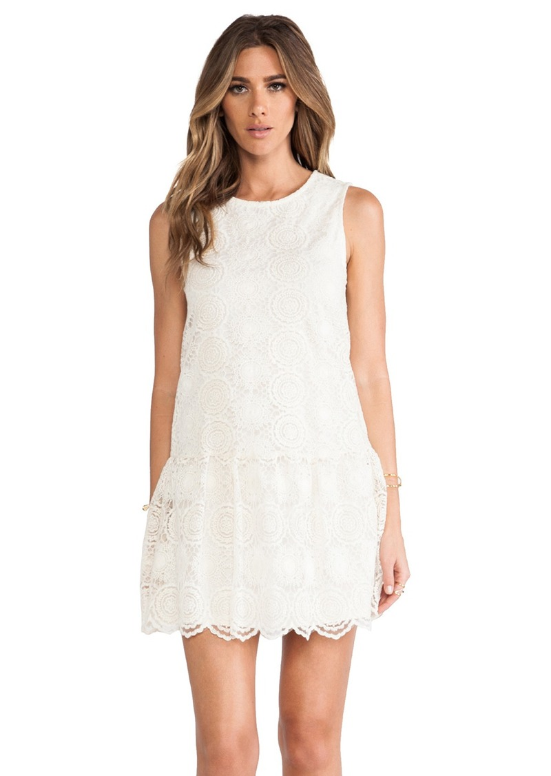 Ella Moss Hanalei Crochet Dress