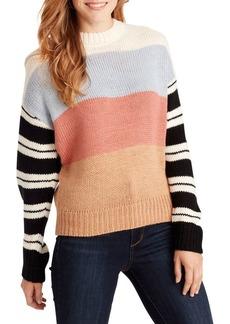 Ella Moss Hanne Puff Sweater