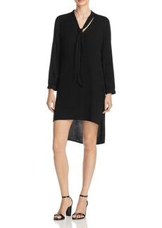 Ella Moss High Low Tie Neck Dress - 100% Bloomingdale's Exclusive