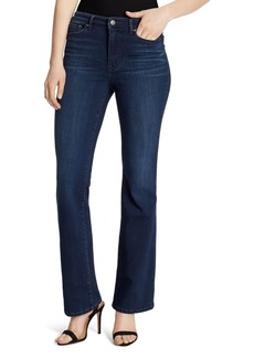 Ella Moss High Rise Bootcut Jeans in Midnight