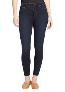 Ella Moss High-Rise Skinny Jeans in Siren