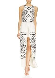 Ella Moss Hopelux Romper Maxi Dress
