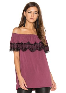Ella Moss Isabella Off Shoulder Top