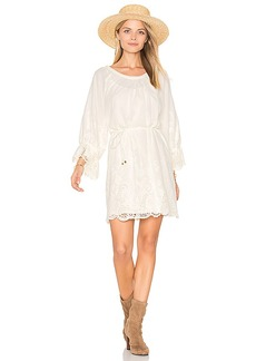 Ella Moss Jaedynn Dress in Ivory. - size M (also in S,XS)