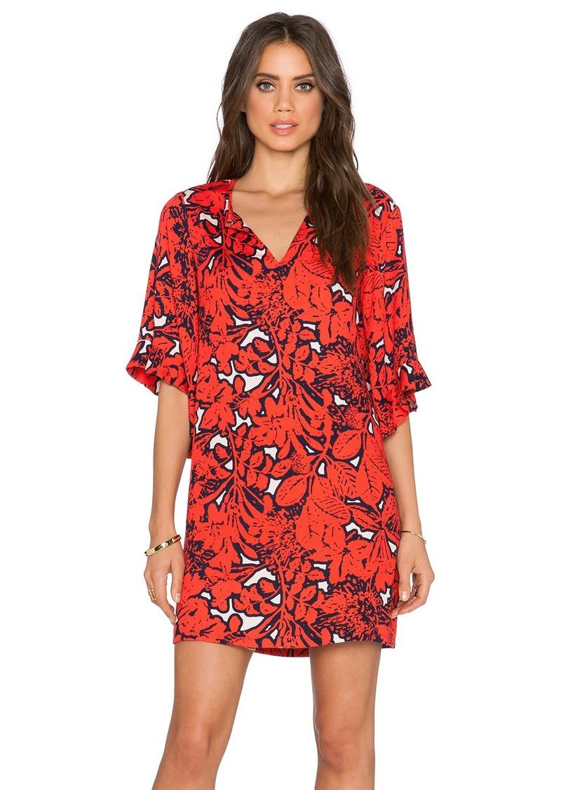 Ella Moss Jungle Floral Dress