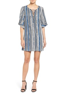 Ella Moss 'Kalea' Stripe Shift Dress