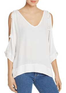 Ella Moss Katella Cold-Shoulder Top