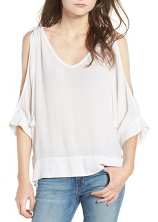 Ella Moss Katella Cold Shoulder Top