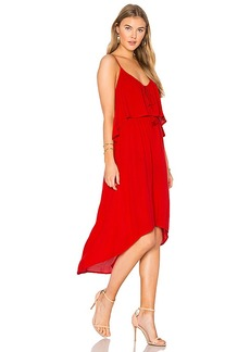 Ella Moss Katella Dress in Red. - size L (also in S,XS)