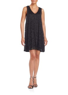 Ella Moss Lace Trapeze Dress
