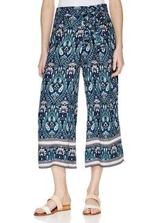 Ella Moss Lorelei Printed Gaucho Pants