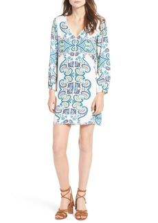 Ella Moss Lover Tapestry Shift Dress