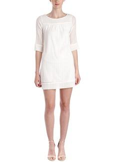 Ella Moss Lurex Shift Dress