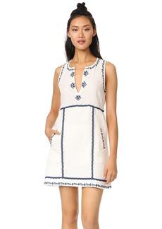 Ella Moss Marini Embriodered Dress