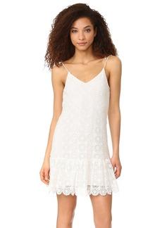Ella Moss Medallion Crochet Dress