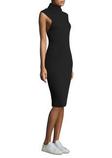 Mockneck Bodycon Dress