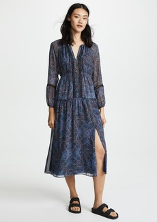 Ella Moss Monarch Handkerchief Dress