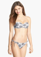 Ella Moss 'Moselle' Underwire Push-Up Bandeau Bikini Top